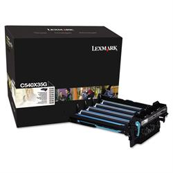 Lexmark C540X35G - Siyah Photoconductor